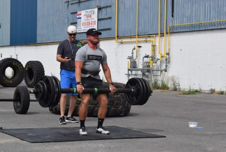 Ninth annual Quest Strongman/ Strongwoman results