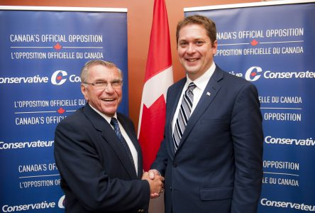 Conservative Leader Andrew Scheer coming to Cornwall