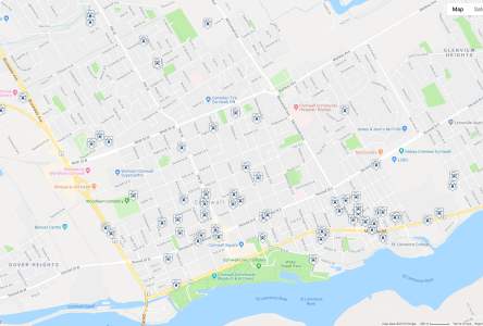 Cornwall Police report 70 break-ins this summer