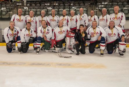 Morrisburg Combines win Gold at Canada 55+ Senior Games