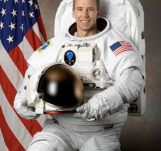 Astronaut with local connection heading for space
