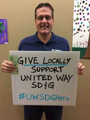 10/10 heroes would recommend supporting the United Way