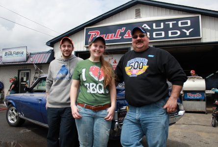 ALL REVVED UP: Local business rides into ninth year