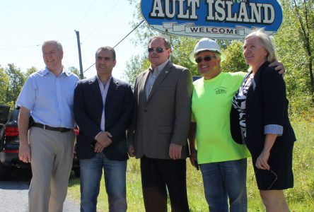 Ault Island breaking ground on 51-lot subdivision
