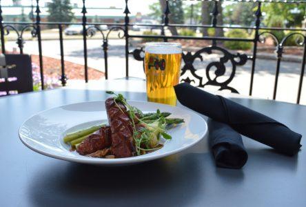 Perfect pairings at Hops & Barley Restaurant & Lounge
