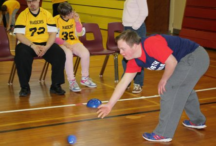Bocce ball tournament a hit for students and cops