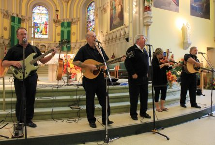 Brigadoons, St. Columban's Church team up for Celtic concert