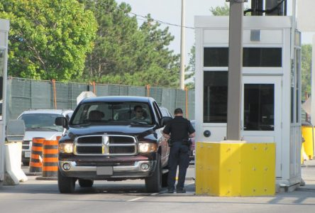 New CBSA screening question at Cornwall Port of Entry