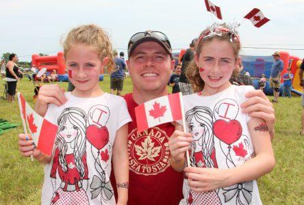 Canada Day fun in Cornwall, SDG