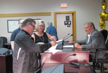 Council passes by-law to bring Cornwall Nationals to Civic Complex