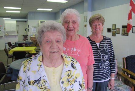 Cornwall Senior Citizens Club celebrates 60 years