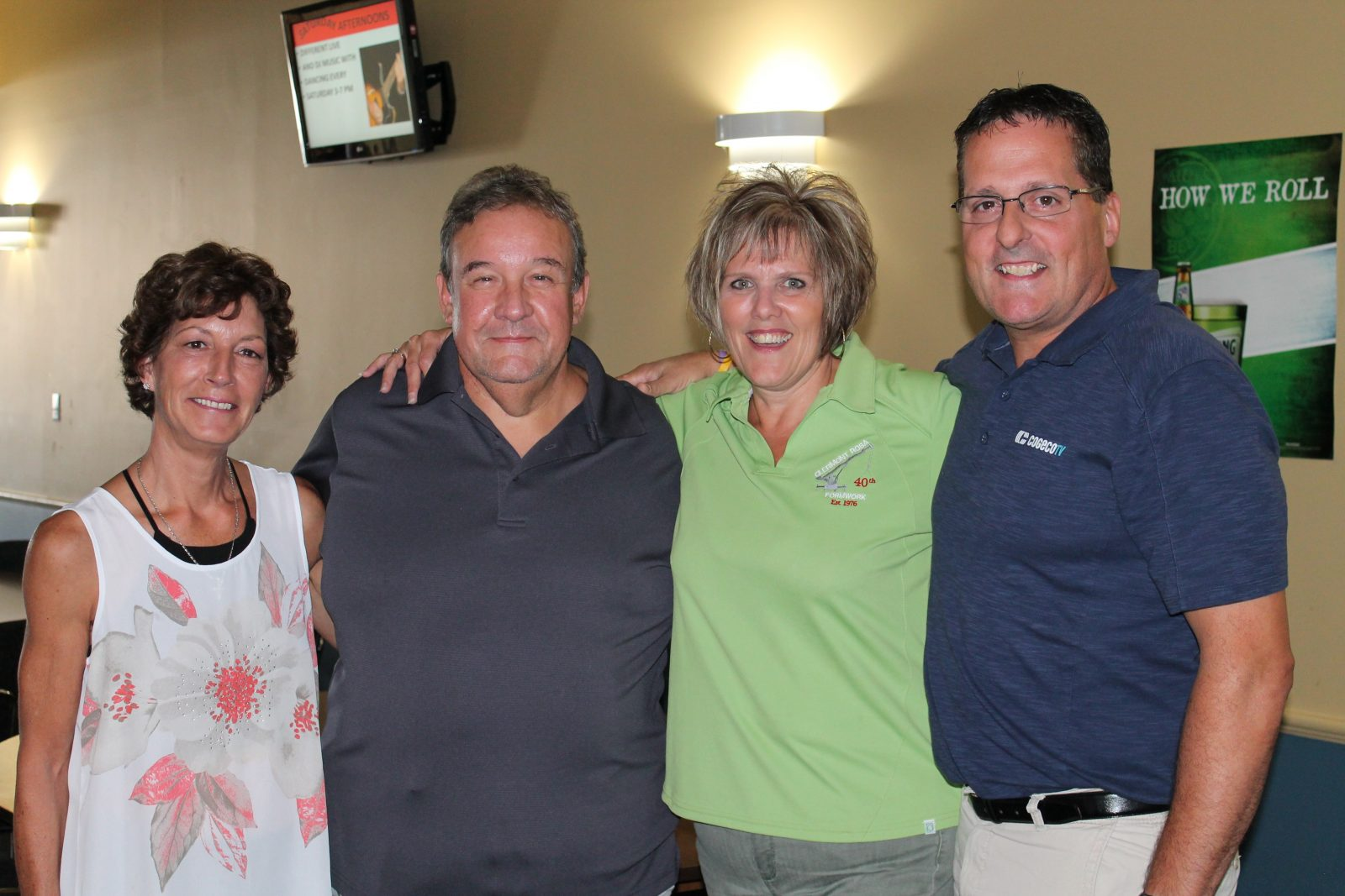 Domtar Reunion and Fundraiser Set to Re-Kindle Friendships