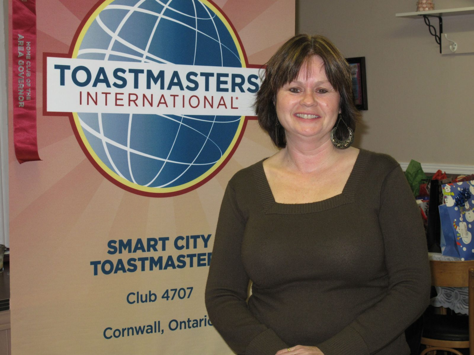 Face public speaking fears with Toastmasters