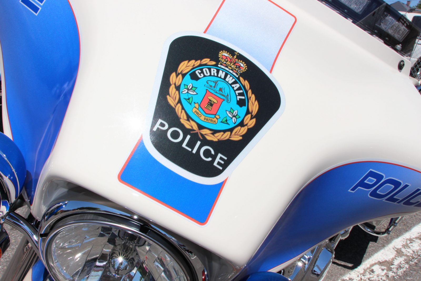 Cornwall man charged with assault with a laundry basket
