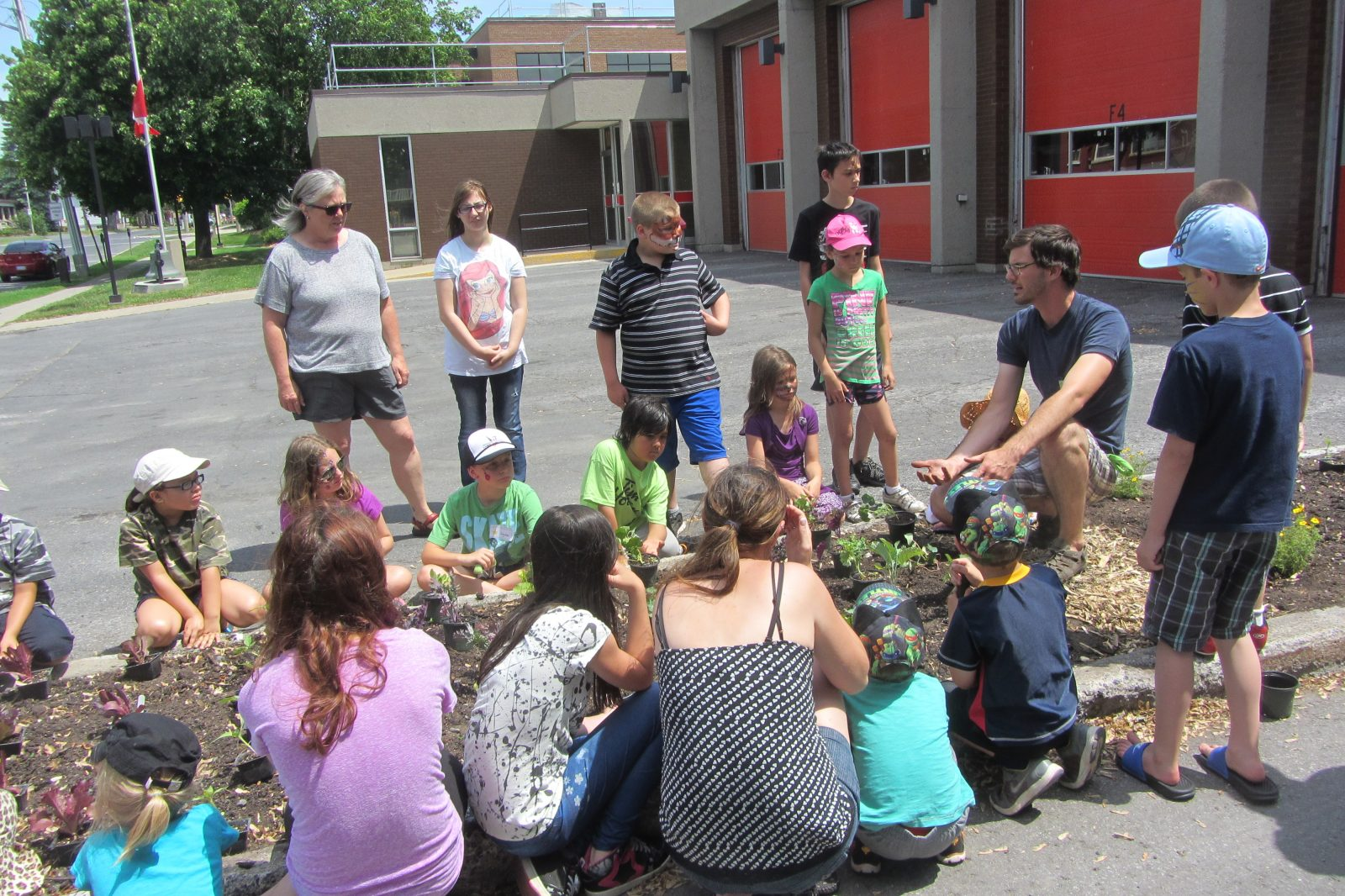 Festival returns to downtown Cornwall just in thyme for planting season