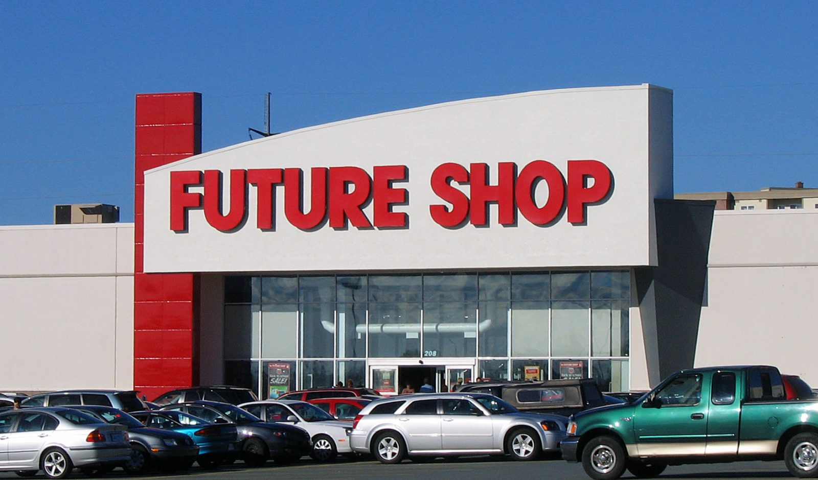 Confusion on Future Shop construction clarified