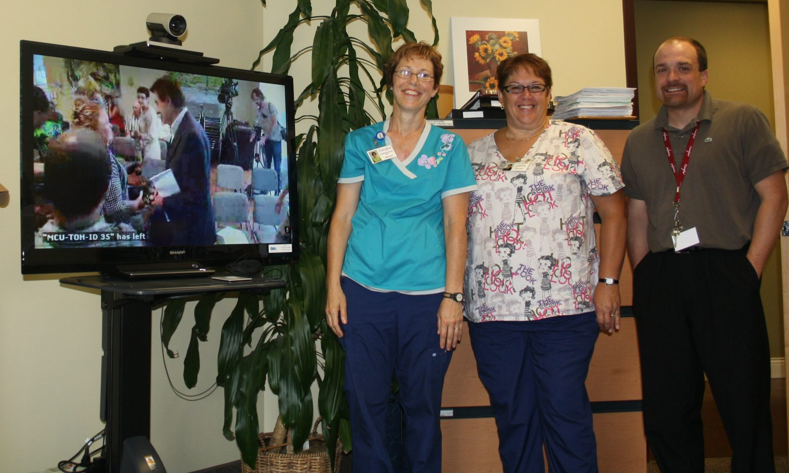 Palliative care in Cornwall goes high-tech