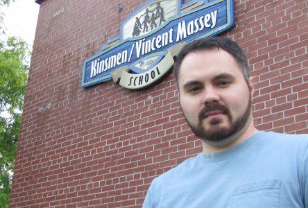Parents, staff will miss Kinsmen Vincent Massey School