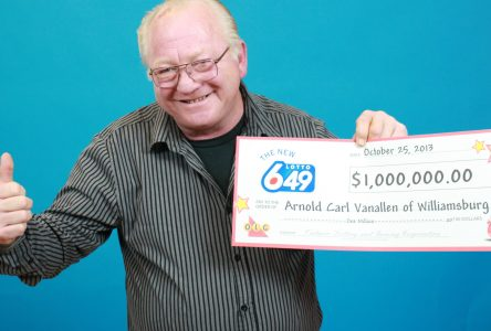 Williamsburg man wins lottery, but waits to tell wife