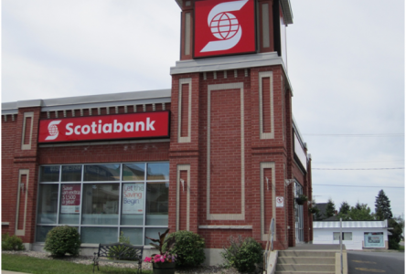 UPDATE: Avonmore loses Scotiabank branch, Maxville's saved