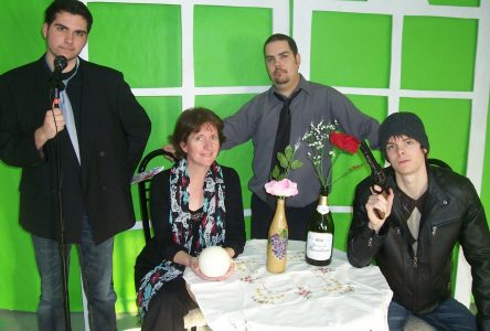 Murder mystery planned by new stage company
