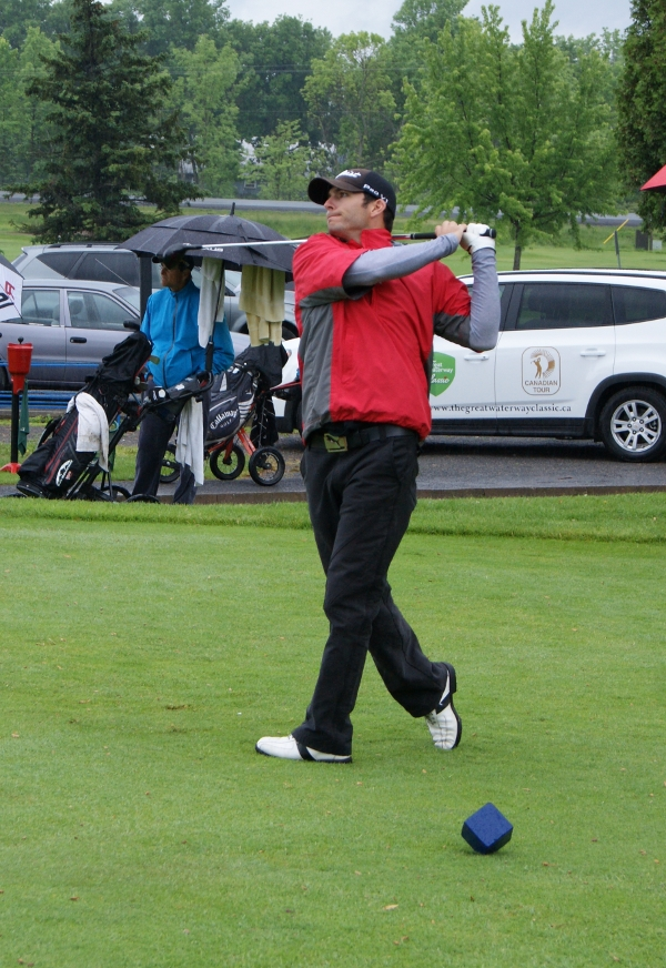 PGA Tour Canada event being played at Upper Canada