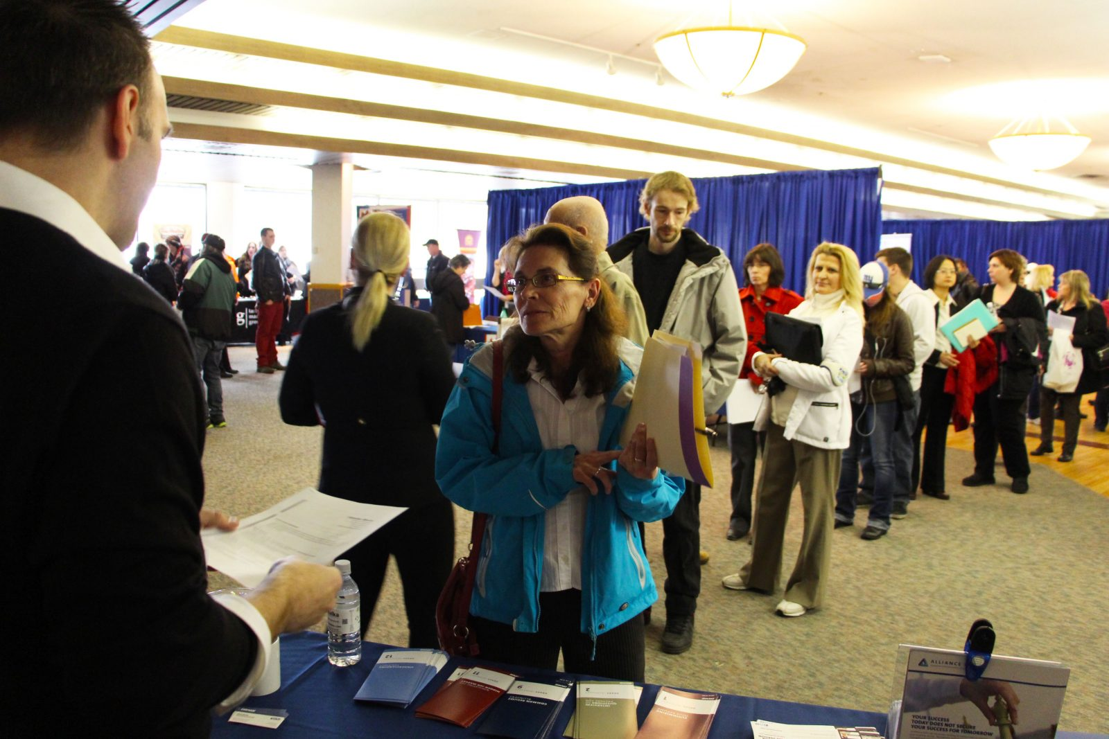 Job Fair hopes to fill hundreds of positions this year
