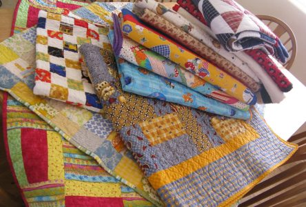 Quilt guilds to gather at Upper Canada Village on June 22, 23