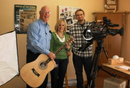 Apple Hill's Fred Leroux being featured on CTV