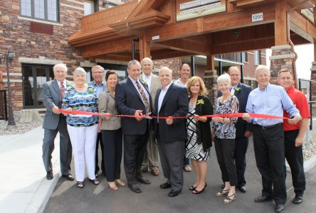Riverdale Terrace officially opens doors