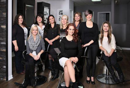 Salon on Second: New beauty salon a cut above