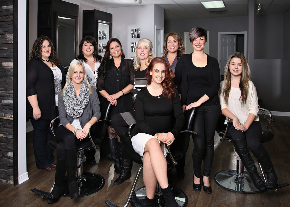 Salon on Second: New beauty salon a cut above