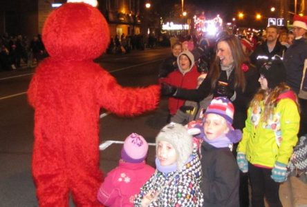 HO-HO-HOLD ON: Santa Claus parade turns into all-day affair