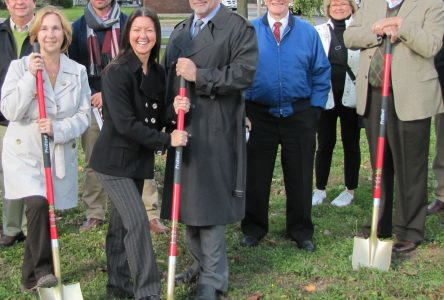Sod turning for new Knox City Centre