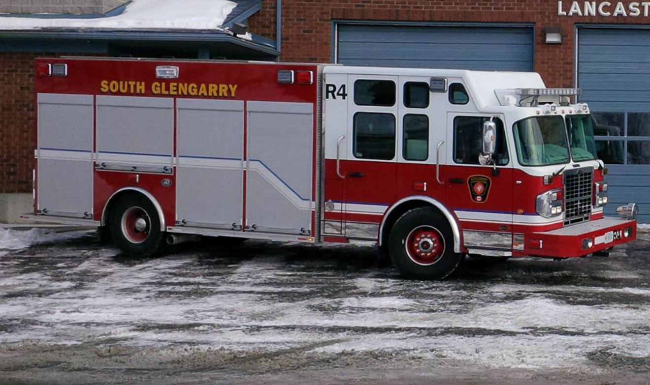 No injuries in Concession Rd. 2 fire