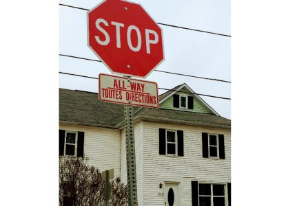 City administration recommends against all-way stop at Grant and Riverdale avenues