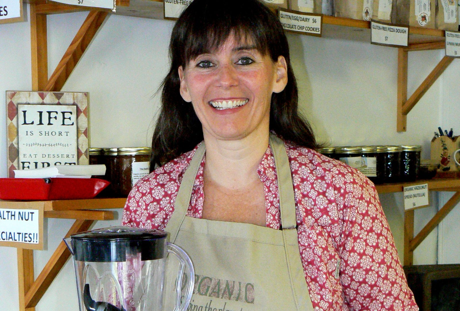 Local 'health nut' turns passion into small business