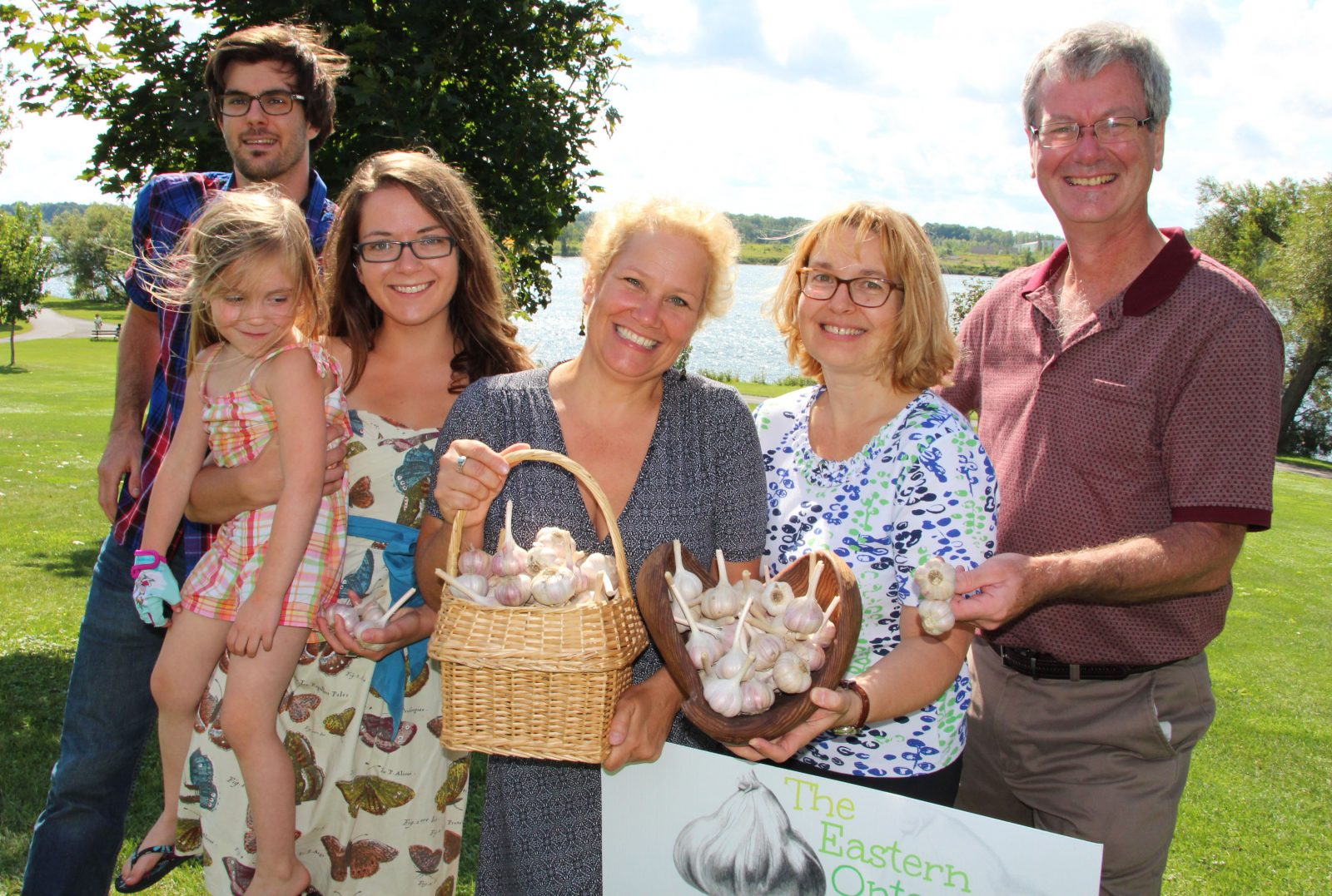 Upcoming festival a breath of fresh air for garlic lovers