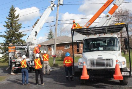 UPDATE: Power outage in Cornwall strikes north end
