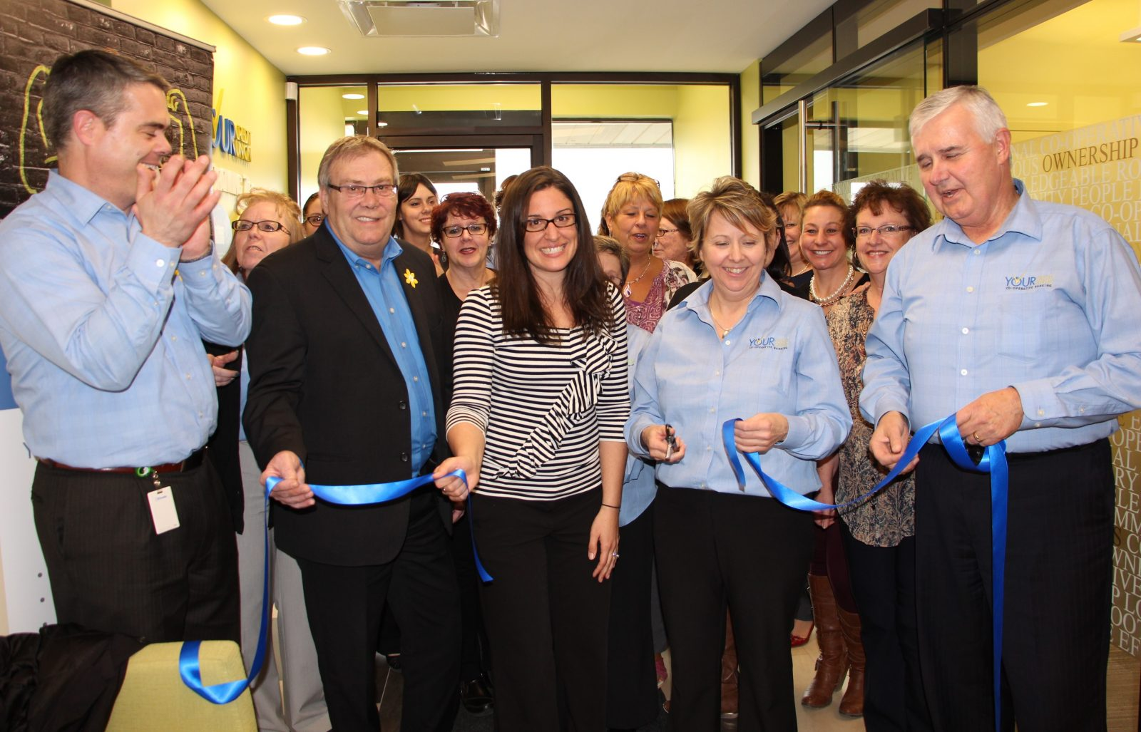 Your Credit Union opens new branch in Glengarry Square