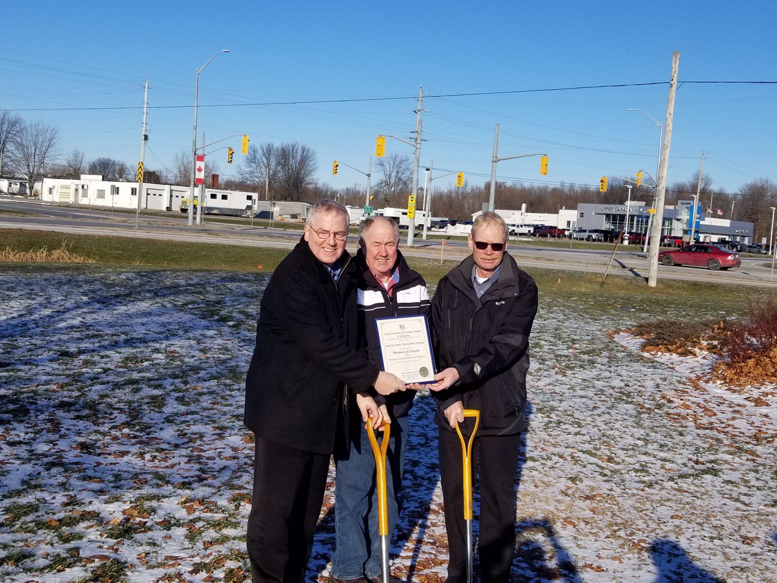 Funding for new Morrisburg streetscape