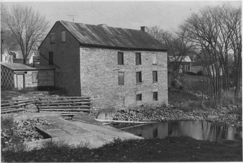 The Martintown Mill
