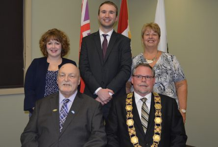 South Stormont welcomes new Mayor and Council