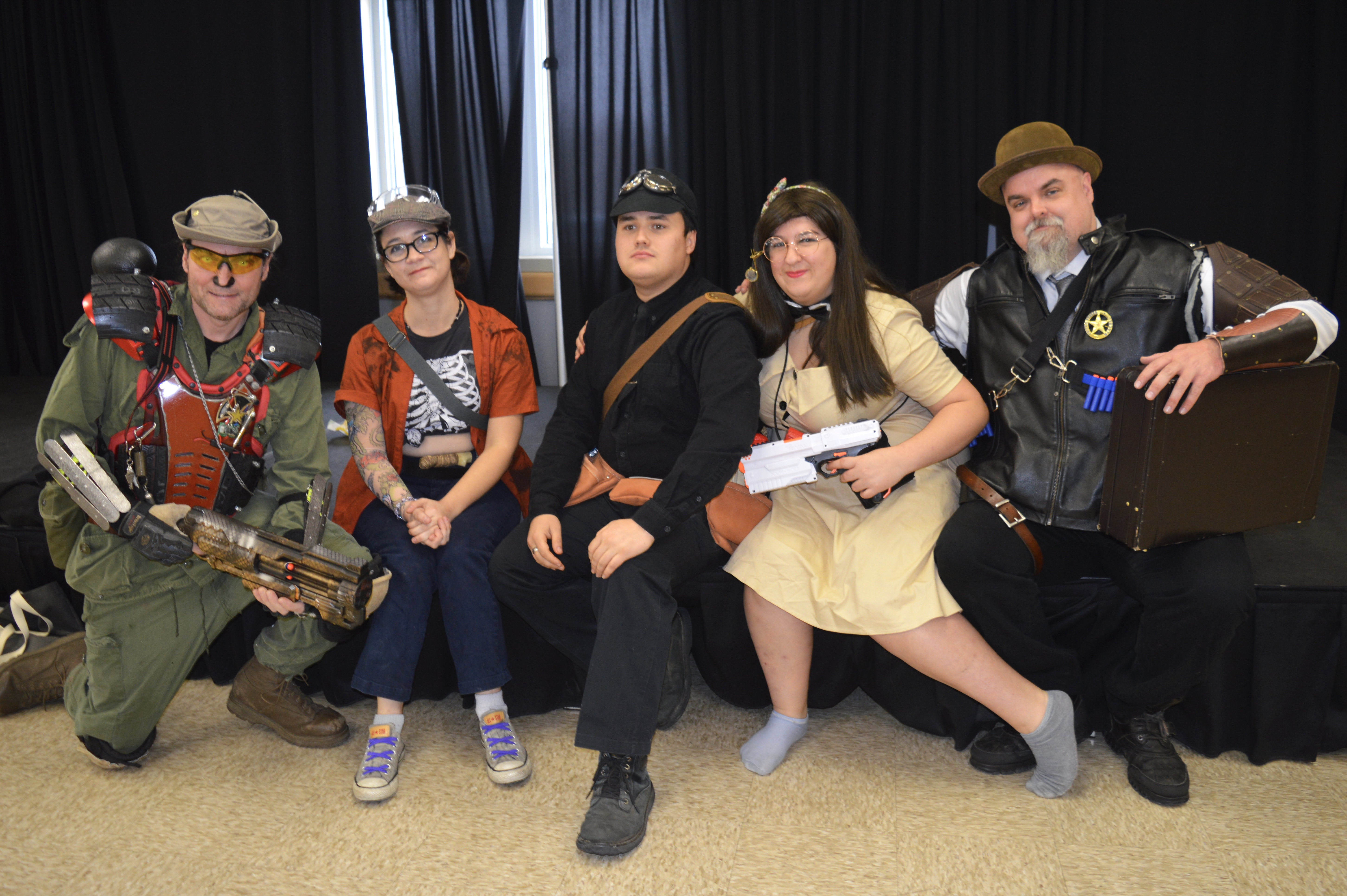 Community embarks on new LARP adventure