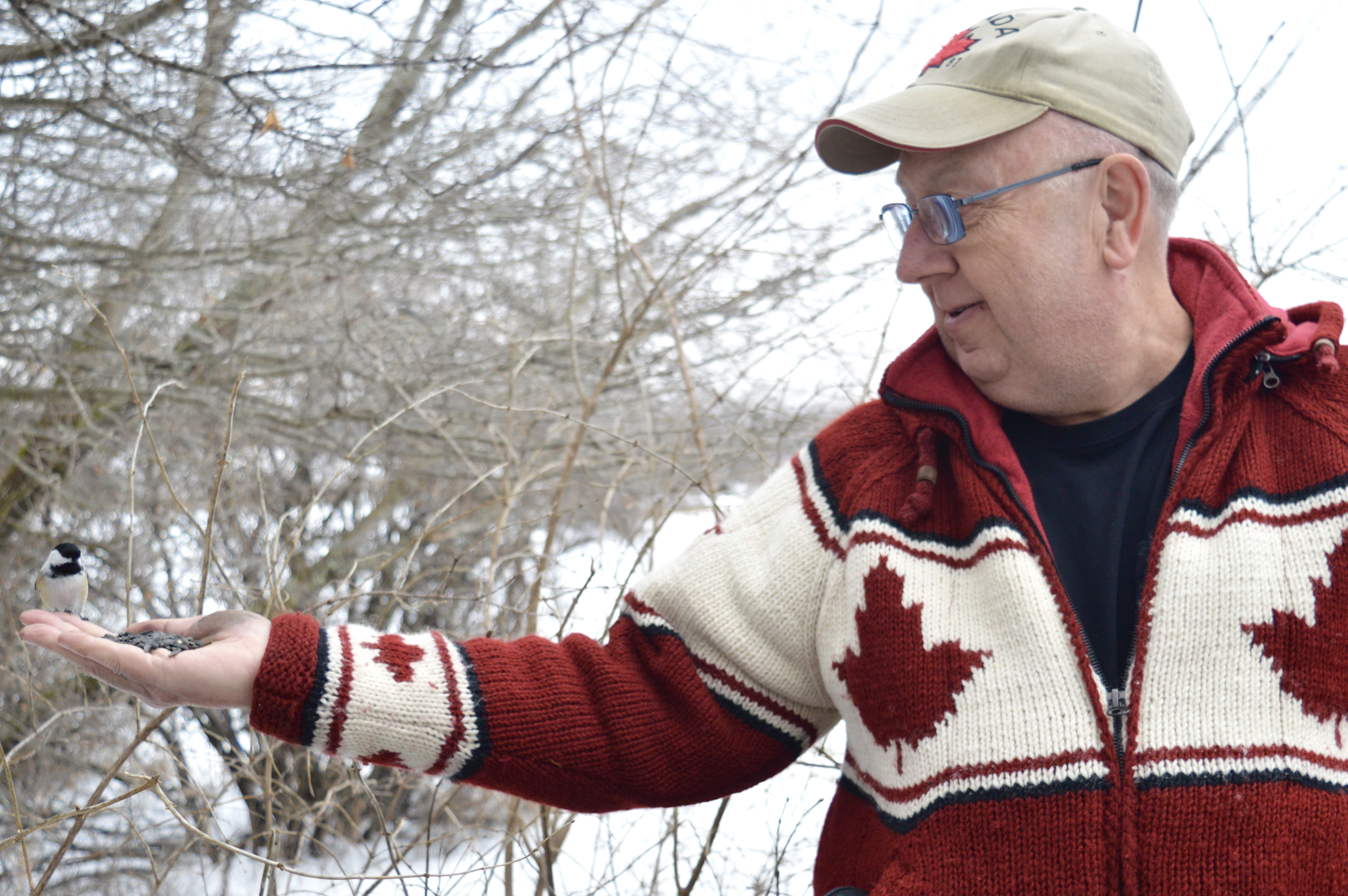 Winter Weekends begin at bird sanctuary
