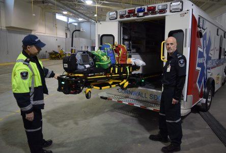 SDG Paramedics get a lift