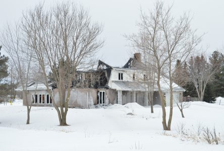 Fire destroys South Branch Rd. residence