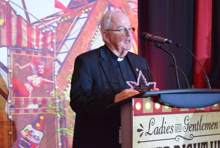 Father Kevin Maloney named Citizen of the Year