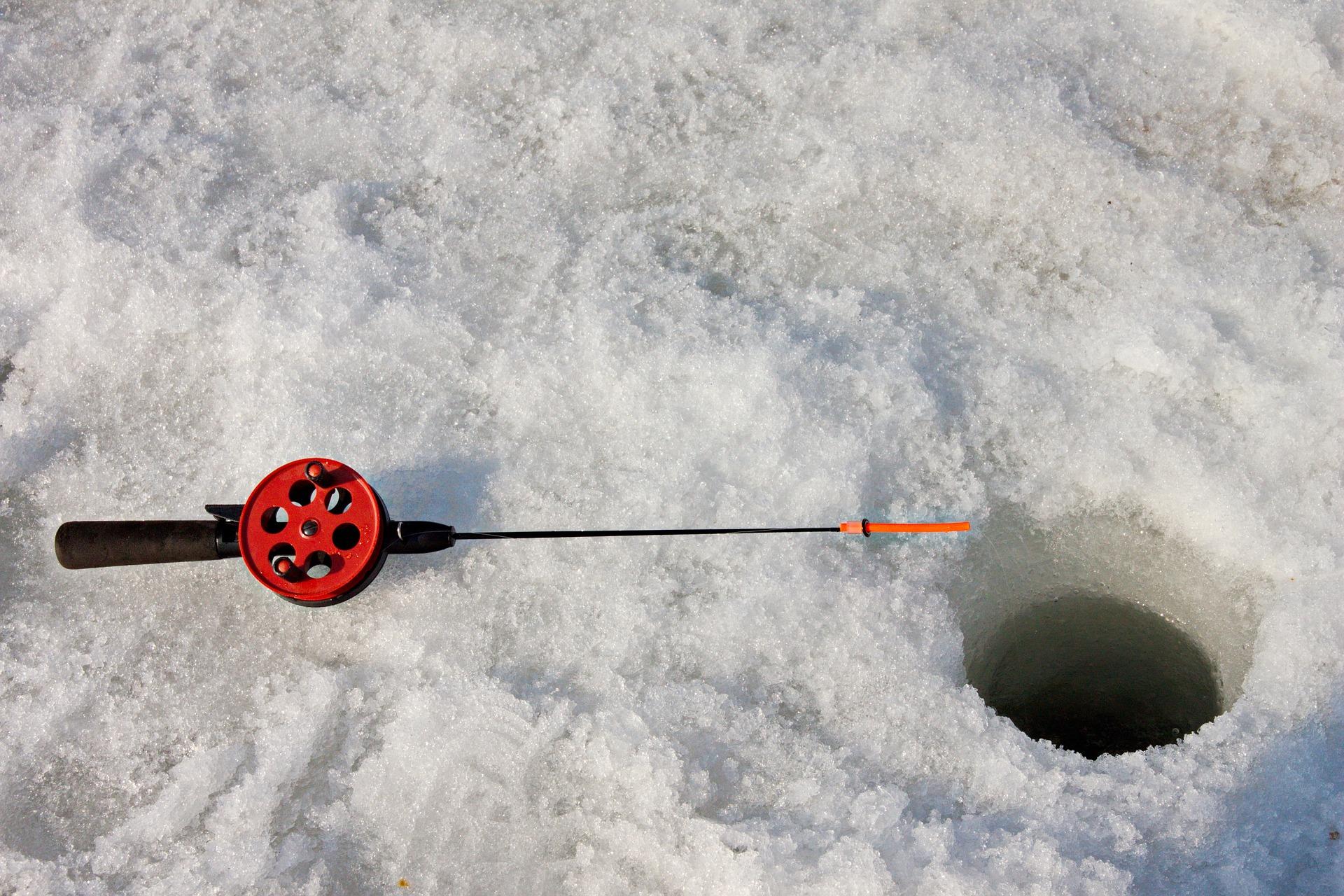 Free Ice Fishing Across SNC Jurisdiction This Weekend