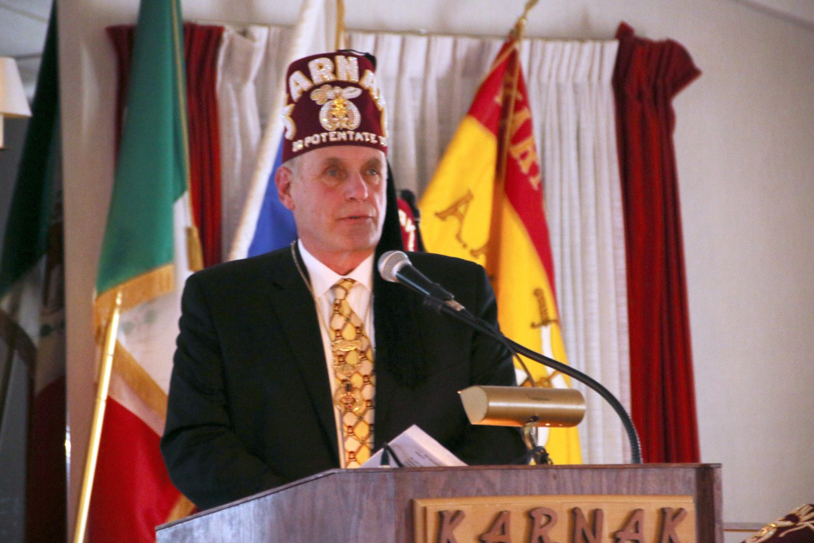 Local man Andre Cayer to lead Shriners in SD&G and Quebec